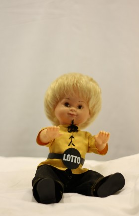 MYYTY! SOLD! / LOTTO NUKKE / DOLL / MADE IN FINLAND
