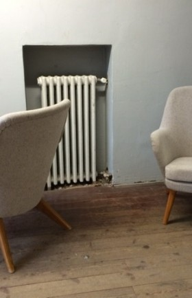 MYYTY! SOLD! / NOJATUOLIT  KPL / EASY CHAIRS 2 PIECES