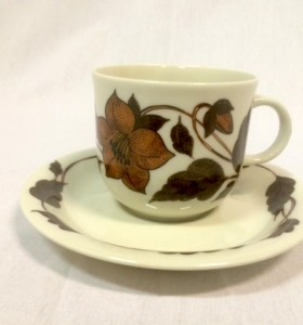 TEA FOR TWO / ARABIA / KAHVIKUPPI / COFFEE CUP