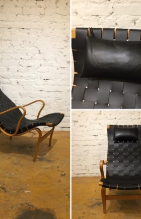 MYYY! SOLD! / BRUNO MATHSSON / LOUNGE CHAIR