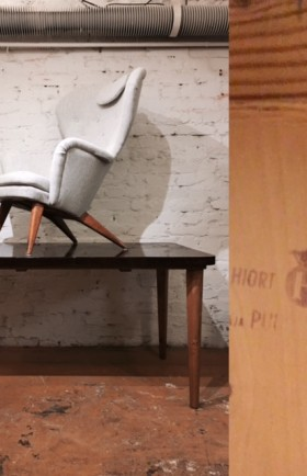 MYYTY! SOLD! / NOJATUOLI / EASY CHAIR / HIORT AF ORNÄS
