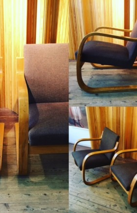 MYYTY! SOLD! / ALVAR AALTO / 1930-1940´S / ARM CHAIRS / NOJATUOLIT