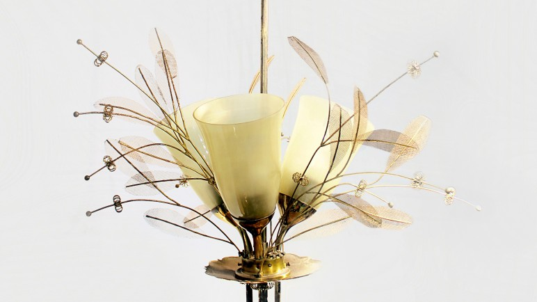 MYYTY! SOLD! / KATTOLAMPPU / CEILING LAMP / PAAVO TYNELL