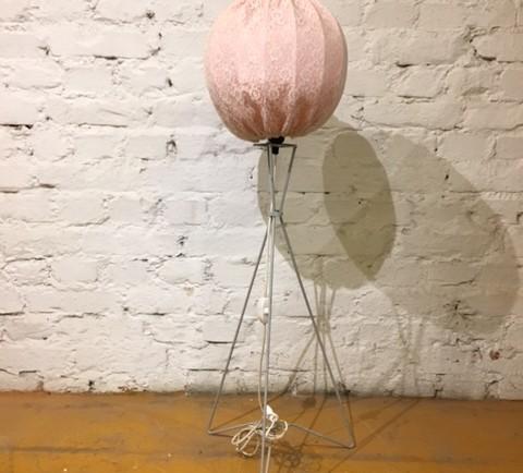 JALKALAMPPU / FLOOR LAMP / 1950´S
