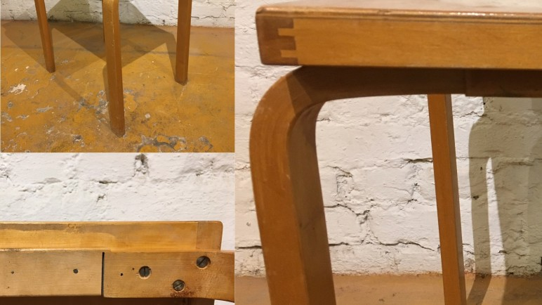Small Artek table / 1930′s / pieni artek pöytä