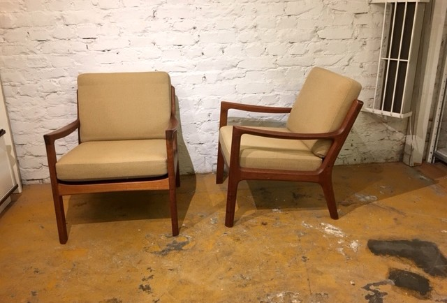 MYYTY! SOLD! / NOJATUOLIT / EASY CHAIRS / OLE WANCHER