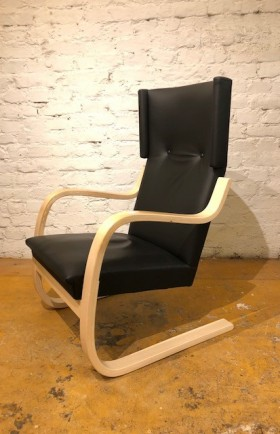 MYYTY! SOLD! / ALVAR AALTO 401 / NOJATIUOLI / EASY CHAIR