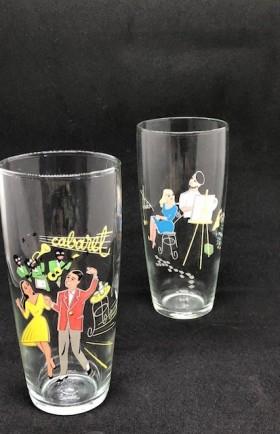 MYYTY! SOLD! 1950-luvun lasit