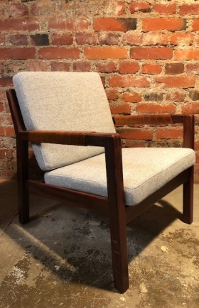 myyty! sold ! / hjort af ornäs / rialto / nojatuoli / easy chair