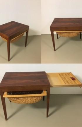MYYTY! SOLD! / ompelupöytä / sewing table / severin hansen