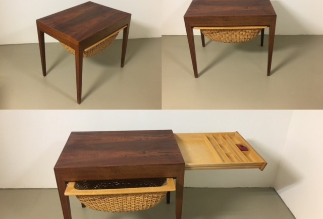 ompelupöytä / sewing table / severin hansen