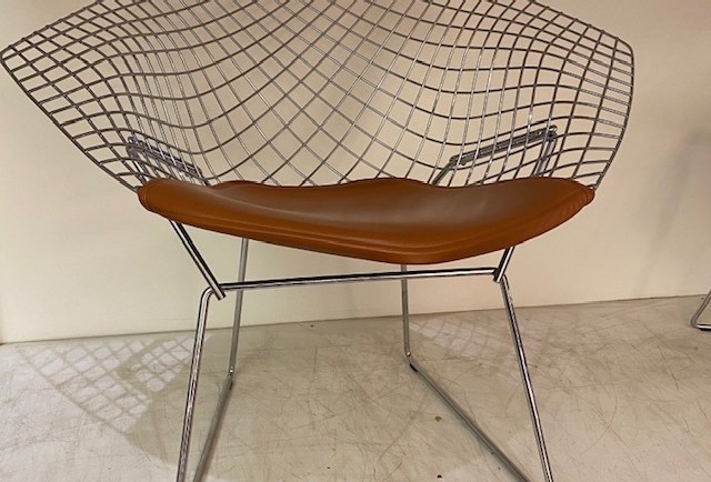 2 KPL / 2 PIECES / HARRY BERTOIA / DIAMOND