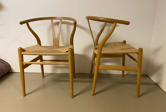 MYYTY! SOLD! / WISHBONE CHAIR / HANS J WEGNER / CARL HANSEN