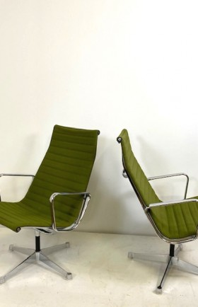 MYYTY! SOLD! / ALUMINIUM CHAIR / EAMES
